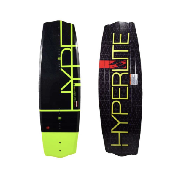 Wakeboard Hyperlite State 2.0 130 Junior with shoes